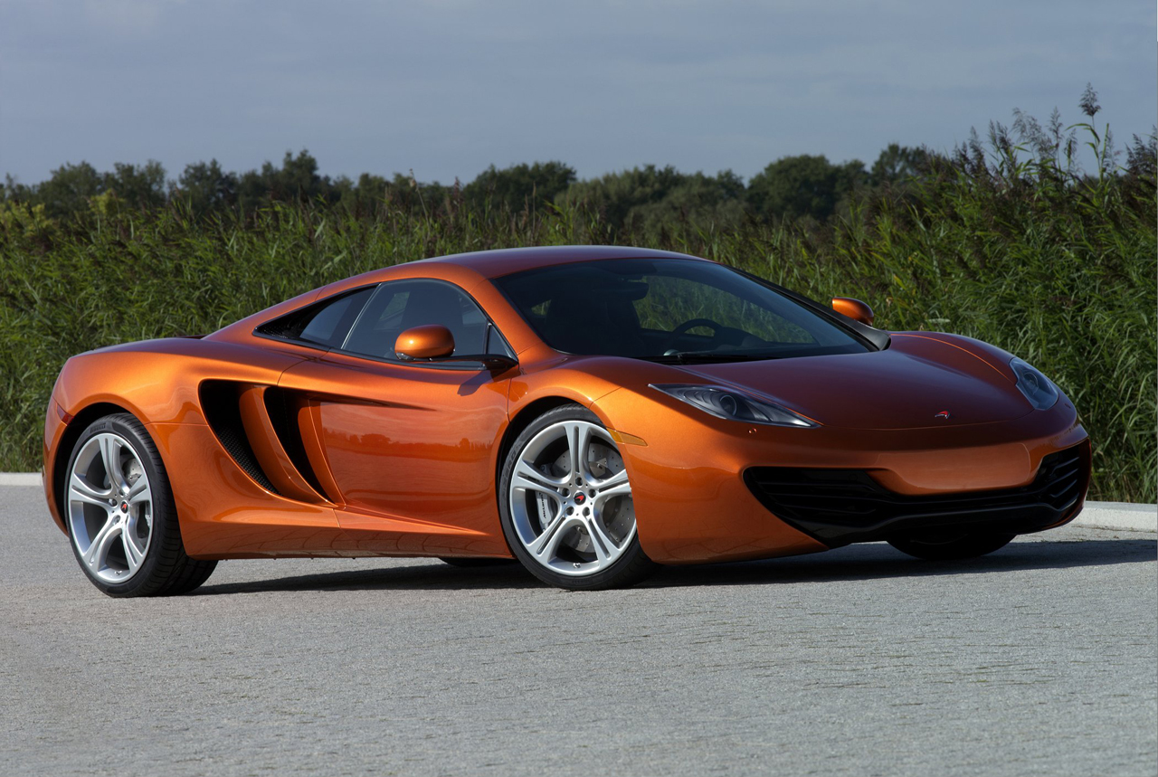 McLaren unveils MP4-12C, launches the Automotive subsidary | The ...